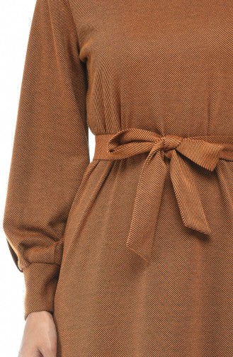 Robe a Ceinture 1964-01 Tabac 1964-01
