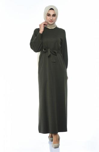 فستان كاكي 1964-02