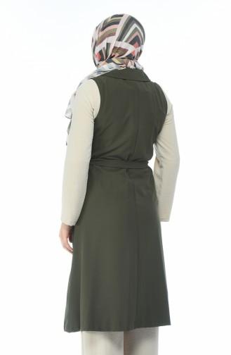 Khaki Vest 0047-05