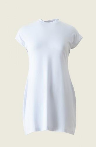 Body Viscose 0002-04 Blanc 0002-04