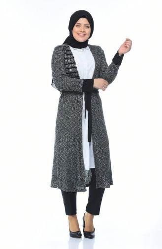 كارديجان أسود 7K6714801-03