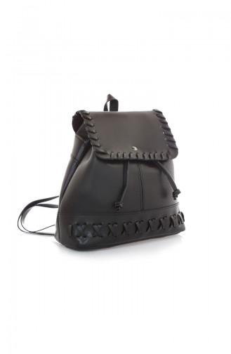 Black Back Pack 169Z-01