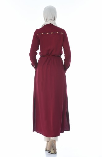 Claret red Tunic 7K6702400-02