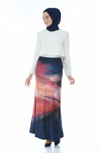 Purple Skirt 6K2601902-02