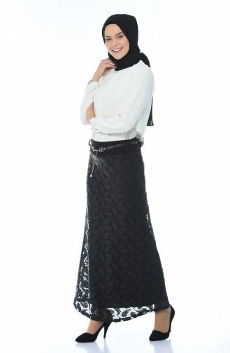 تنورة أسود 7K2701000-01