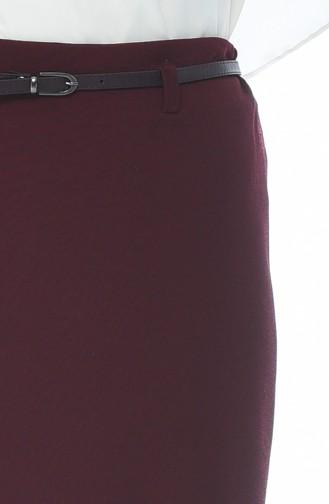 Damson Skirt 8K2809200-03