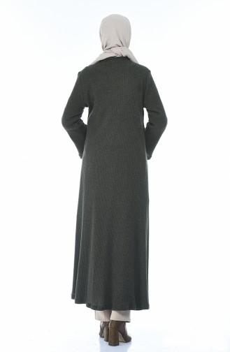 Khaki Abayas 1300-01