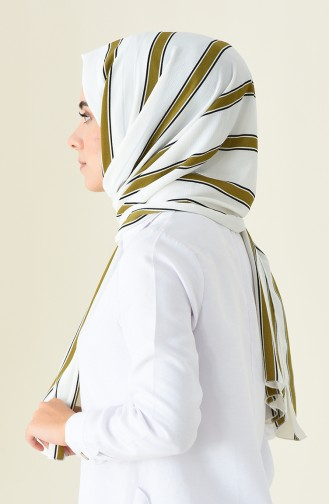 Khaki Shawl 2028-01