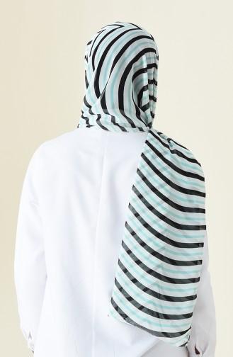 شال أخضر حشيشي 2033-01