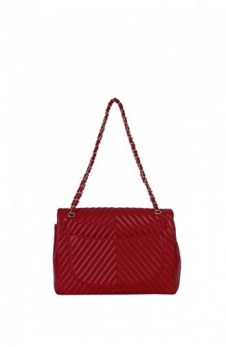 Lamberti 7005 Sac Pour Femme Rouge 8765985125047