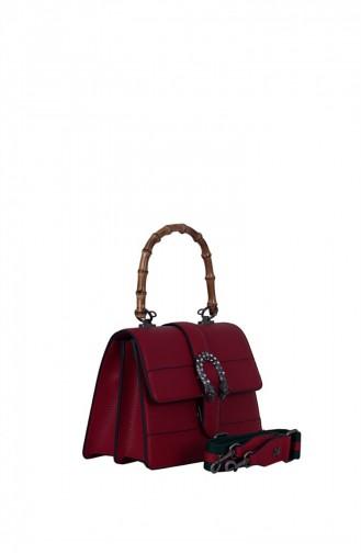 Lamberti 7090 Sac Pour Femme Rouge 8765985125169