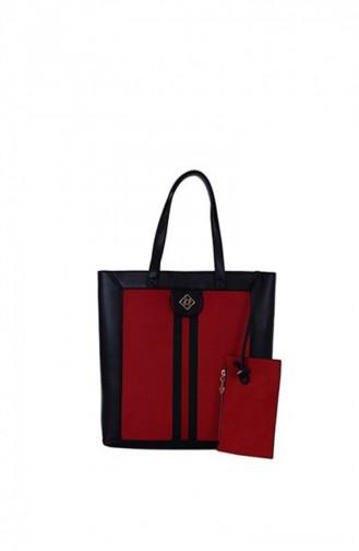 Red Shoulder Bags 1022000354159