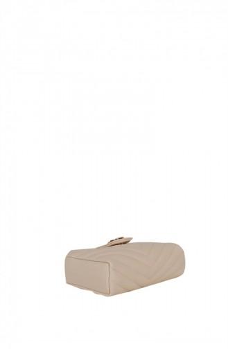 Beige Shoulder Bag 1247589005331