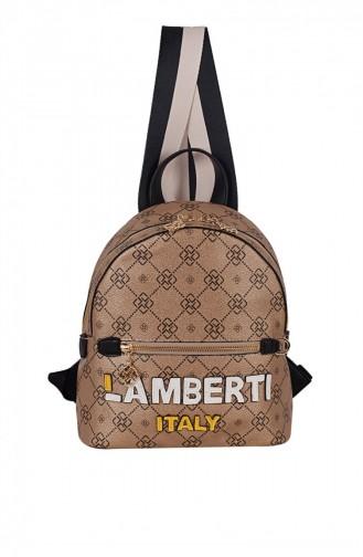 Lamberti 7147 Sac Pour Femme Or Noir 1247589006675