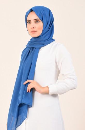 Châle Coton de Bursa 4536-13 Bleu marine 4536-13