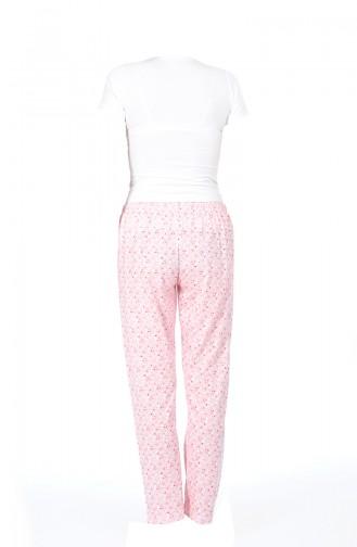 Bayan Pijama Alt 27127 Somon