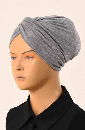 Bonnet a Paillettes 1048-05 Gris 1048-05