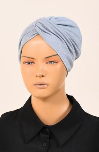 Bonnet a Paillettes 1048-06 Bleu Clair 1048-06