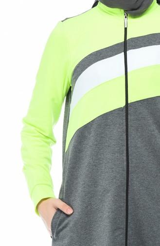 Anthrazit Jogginganzüge 9101-01