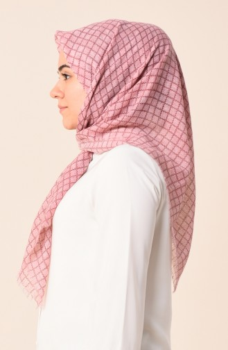 Light Dusty Rose Scarf 2123-35
