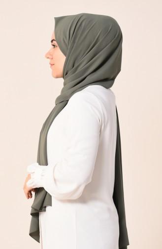 Medina Silk Shawl Green 2380-22