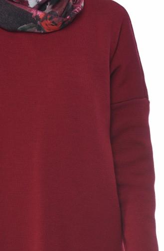 طقم أحمر كلاريت 4175-03