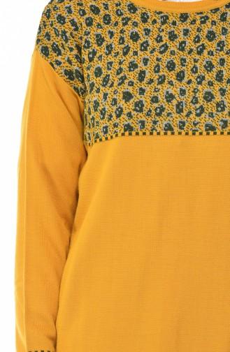 Mustard Knitwear 8009-08