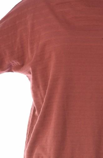 Basic Tunik 1104-01 Kiremit
