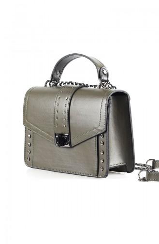 حقيبة كتف نسائية أخضر 4008-07