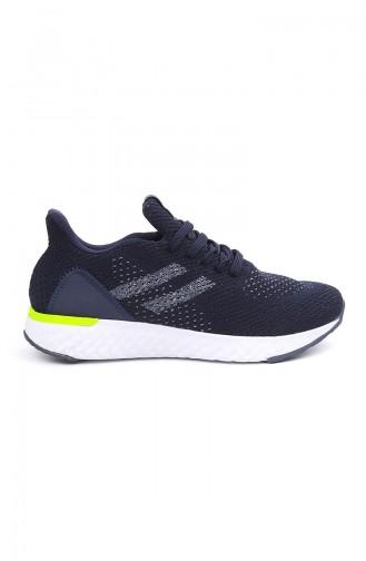 Letoon Bayan Spor Ayakkabı 4850-05 Lacivert