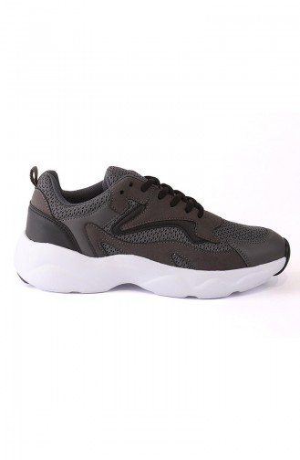 Letoon Women´s Sports Shoes Smoky Black 01