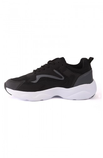 Letoon Women´s Sports Shoes Black Smoky 02