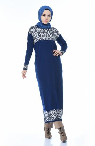 Saxon blue Knitwear 8009-01
