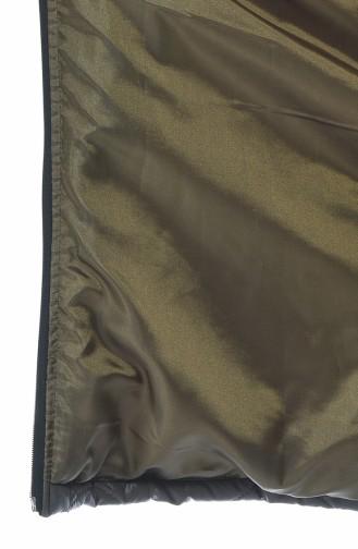 Khaki Gilet 2003-02