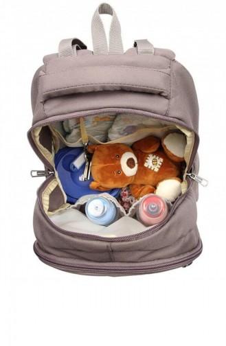 9319 Alone Grau Mutter Baby Pflegetasche 9319 Gri
