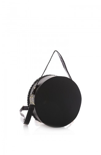 Black Shoulder Bag 39Z-01