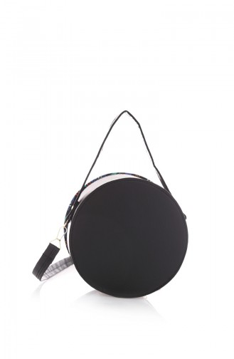 Black Shoulder Bag 39Z-02