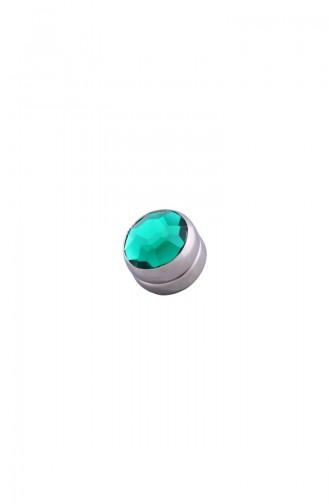 Aimant D écharpe Vert emeraude 06-0100-36-40-T 06-0100-36-40-T