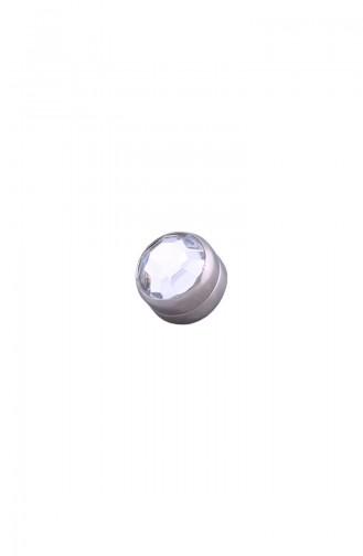 Kristal Basic Eşarp Mıknatısı 06-0100-48-40-T