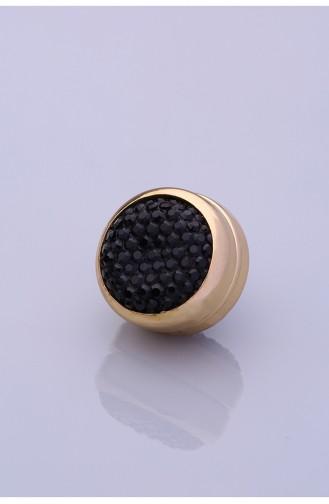Black Shawl Scarf Needle 06-0101-02-20-T