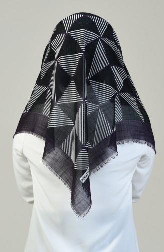 Purple Hoofddoek 2391-04