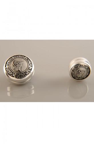 مجوهرات رمادي فضي 06-0902-44-10