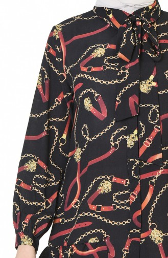 قميص أسود 0908-01