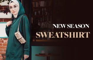 Yeni Sezon Sweatshirt