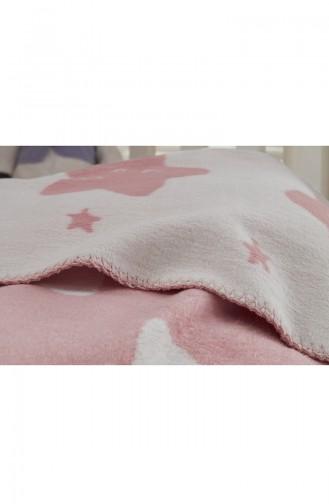 Rosa Babydecken 10301031