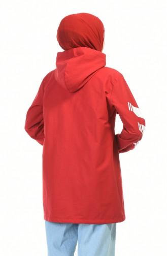 كيب أحمر كلاريت 0759-04