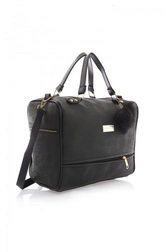 Black Shoulder Bag 07Z-01