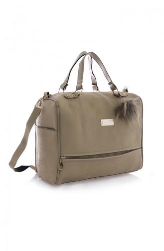Cream Shoulder Bag 07Z-06