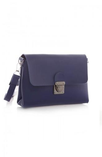 حقيبة كتف أزرق 10Z-22
