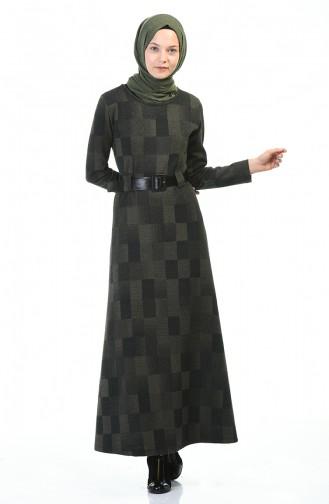 Robe Hijab Khaki 5369-04